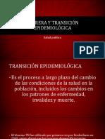 Carrera y Transición Epidemiológica