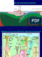 Ambientes de Formacion de Minerales