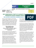DEC Fact Sheet