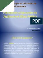 Planeación Auditoria ASEG 16 FEDE