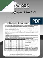 Cuaderno de Ejercicios 1-2