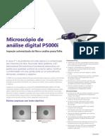 Microscopio de Analise Digital p5000i Pt Planilha de Dados Pt