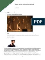 Guia Observacion Obras de Teatro Música