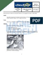DTC -P1160-