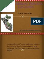 Antropologia y Sus Campos