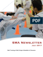 July '17 Newsletter