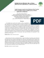 Extracción Del Carotenoide Licopeno en Sandia