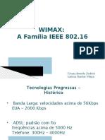 Apresentação-Wimax