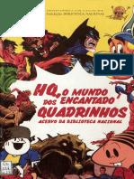 Mundo Encantado Dos Quadrinhos