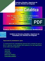 Equipo 6 Conversion Catalitica