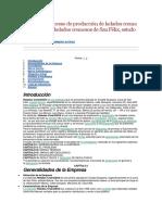 Estudio Del Proceso de Producción de Helados Crema de La Empresa Helados Cremosos de San Félix