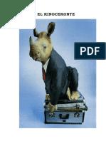 El Rinoceronte Analisis