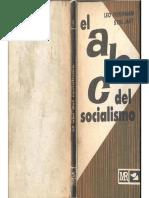 Huberman, Leo y May, Sybil - El ABC Del Socialismo, Ed. Jorge Alvarez, 1964