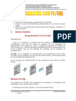 Practica 02 Pl SQL Procedimientos