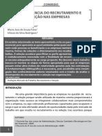 A IMPORTÂNCIA DO RECRUTAMENTO E SELEÇÃO NAS EMPRESAS.pdf
