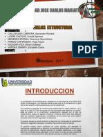 Patologias y Realidad en Las Unidades de Albañileria
