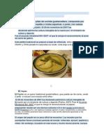 gastronomia queqchi