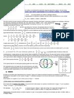 Operaciones Basicas - Repartido de Matematica 2do Año - Mayo 2012