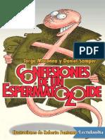 Confesiones de Un Espermatozoide Maradona