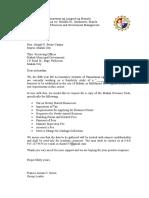 Revenue Code Letter V2