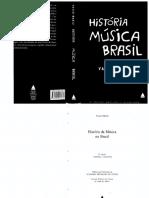 Historia Da Musica No Brasil Vasco Mariz Anot PDF