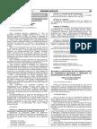 Decreto Supremo N° 015-2017-JUS