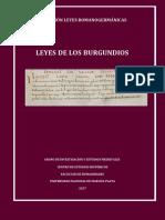 Leyes de Los Burgundios