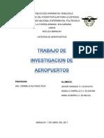 Informe de Aeropuertos