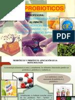 Cultivo Pre Probioticos