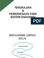 PENGKAJIAN & PEMFIS ENDOKRIN