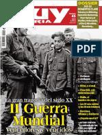 Muy Historia - II Guerra Mundial - Vencedores y Vencidos