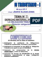 Tema.7. Obligacion.tributaria