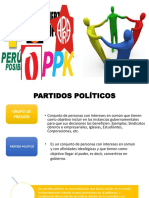 DEFINICIÓN DE PARTIDO POLITICOS