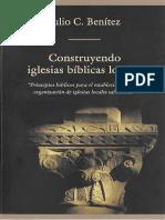 Construyendo Iglesias Bíblicas Locales - Julio C. Benitez