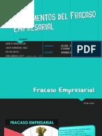 Fundamentos Del Fracaso Empresarial
