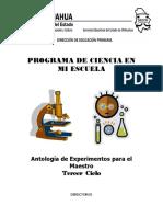 Antologia de Experimen tercer ciclo.pdf