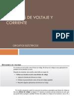 Divisores Voltaje y Corriente