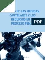Derecho Procesal Penal II Módulo III