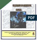PLAN DE DESARROLLO MUNICIPAL DEL GOBIERNO AUTONOMO MUNICIPAL DE COBIJA (2001 - 2007)