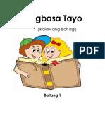Magbasa Tayo(Pangalawang Bahagi)