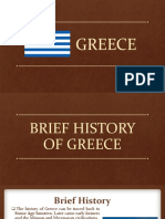Greece Report