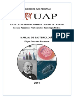 Guia Practica de Bacteriologia