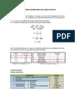 Clasificacion Geomecanica Del Macizo Rocoso