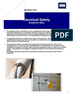 CRH Electrical Safety
