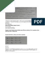 Notes On Linear Algebra