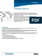 Tnb Metallic Cable Tray