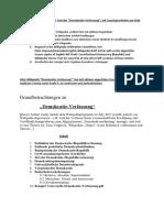 """Deutsch-Wikipedias Loeschen von """"Demokratie Verfassung"""" mit Screen Copies und vollem WP Text"""