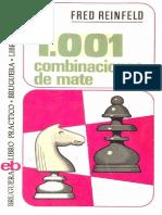 1001 Combinaciones de Mate - Fred Reinfeld.pdf