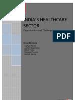 Opportunities & Challenges in Healthcare Sector