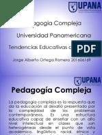 pedagogia compleja